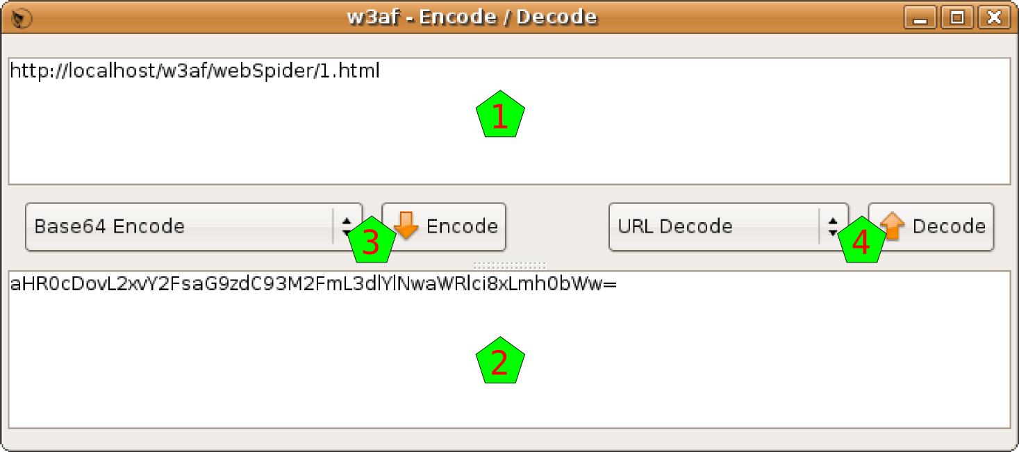 Tools — w3af - Web application attack and audit framework